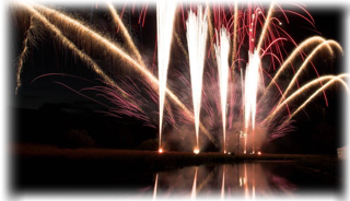 Prices for Wedding Fireworks / Corporate Fireworks and